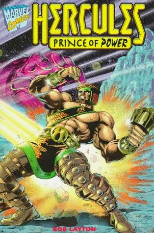 Hercules: Prince of Power: Bob Layton