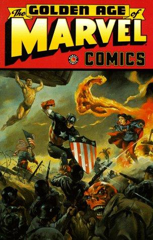9780785105640: The Golden Age of Marvel Comics, Vol. 1