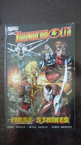 ThunderBolts: First Strikes: Unknown