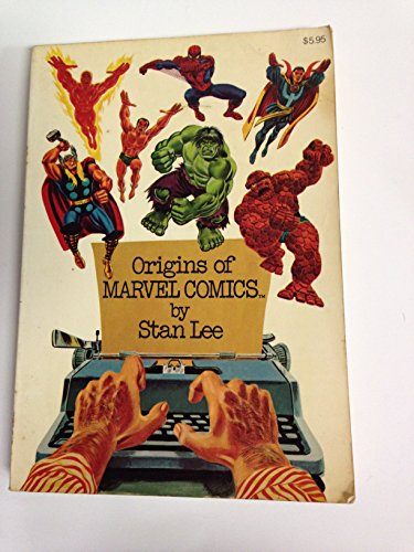 9780785105794: Origins of Marvel Comics