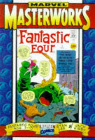 9780785105893: Marvel Masterworks: The Fantastic Four v. 1-10