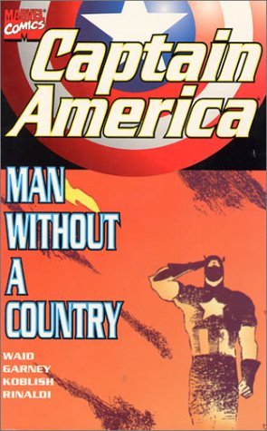 9780785105947: Captain America: Man Without a Country