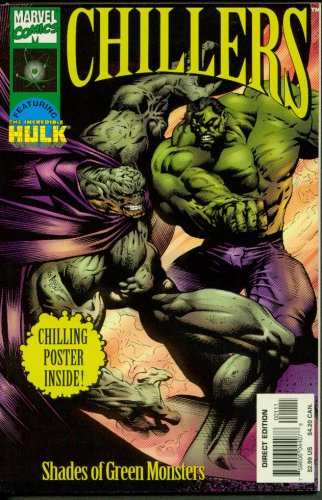 Marvel Chillers: Shades Of Green Monsters: Mark Gruenwald