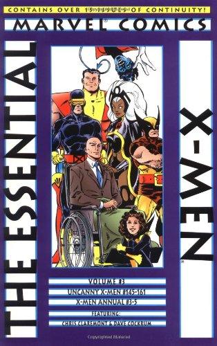 Essential X-Men, Vol. 3 (Marvel Essentials): Claremont, Chris; Cockrum, Dave