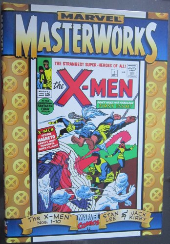 9780785106647: Marvel Masterworks: The X-Men Vol 1 (ComicCraft cover) (1998)