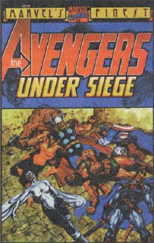 Avengers: Under Siege: Roger Stern; John Buscema [Illustrator]; Tom Palmer [Introduction];