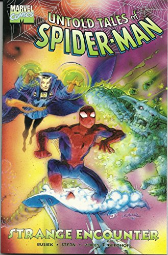 9780785107095: Untold Tales of Spider-Man: Strange Encounters