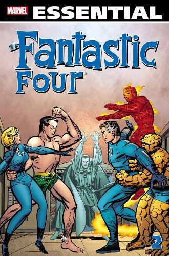 9780785107316: Essential Fantastic Four 2