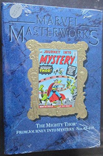 9780785107330: Marvel Masterworks Thor (Marvel Masterworks (Unnumbered))