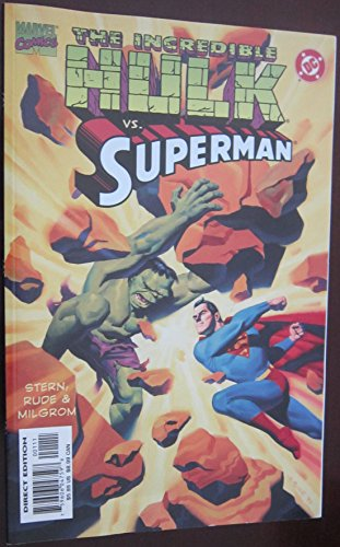 9780785107361: Incredible Hulk Vs Superman