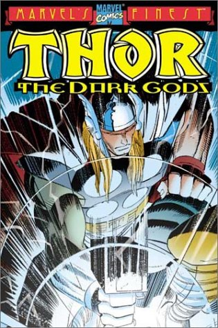 Thor: The Dark Gods: Jurgens, Dan, Romita