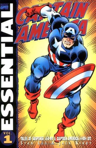 9780785107408: The Essential Captain America: Tales of Suspense #59-99 and Captain America #100-102