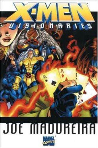 9780785107484: X-Men Visionaries: Joe Madureira TPB