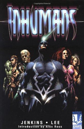 9780785107538: Inhumans TPB