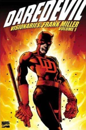 9780785107576: Daredevil Visionaries - Frank Miller, Vol. 1