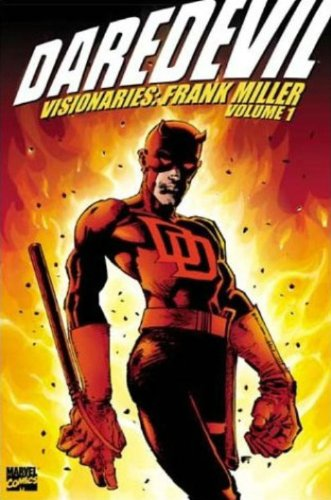 9780785107576: Daredevil Visionaries: Frank Miller: 1