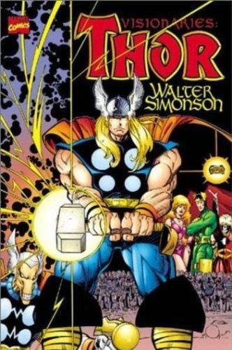 9780785107583: Thor Visionaries - Walt Simonson, Vol. 1 (v. 1, Bk. 1)