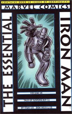 9780785107590: The Essential Iron Man, Vol. 1: Tales of Suspense, No.39 - 72