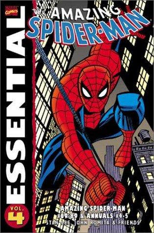 Essential Spider Man Volume 4