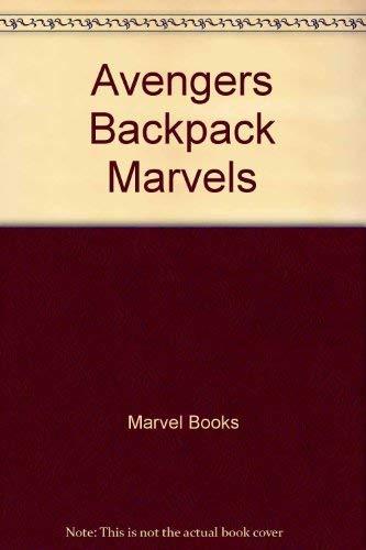 9780785107651: Avengers Backpack Marvels