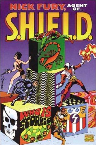 Nick Fury, Agent of S.H.I.E.L.D. : Scorpio: Steranko, Jim