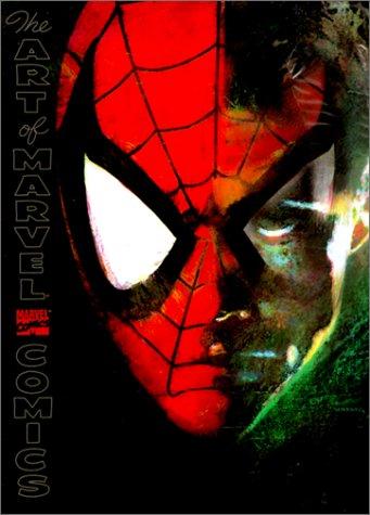 9780785107699: The Art of Marvel Comics