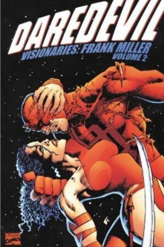 9780785107712: Daredevil Visionaries Frank Miller Volume 2 TPB
