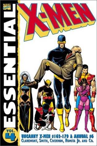 9780785107750: Essential X-Men Vol. 4