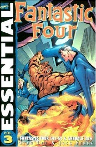 9780785107828: Essential Fantastic Four, Vol. 3 (Marvel Essentials)
