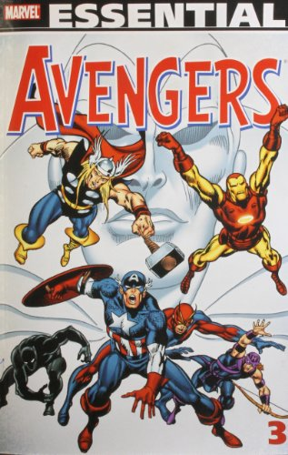 Essential Avengers, Vol. 3 (Marvel Essentials)