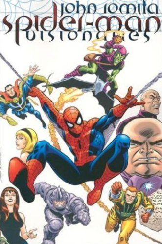 Spider-Man: Visionaries (Marvel Visionaries) (0785107940) by Stan Lee
