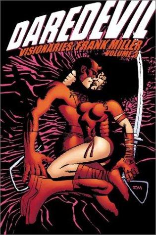 9780785108023: Daredevil Visionaries Frank Miller Volume 3 TPB: Frank Miller v. 3