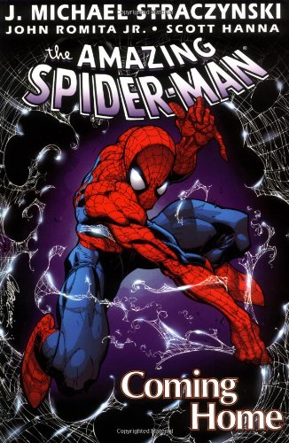 9780785108061: Amazing Spider-Man Volume 1: Coming Home TPB: Coming Home v. 1 (Amazing Spider-Man (Graphic Novels))