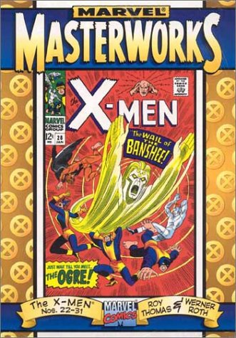 9780785108092: Marvel Masterworks Presents the X-Men