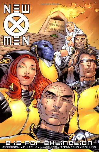New X-Men Vol. 1: E is for Extinction (v. 1)