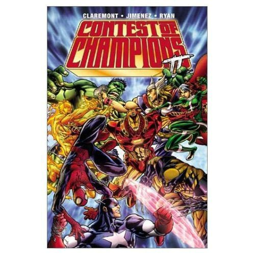 Contest Of Champions II TPB (Marvel's Finest): Claremont, Chris