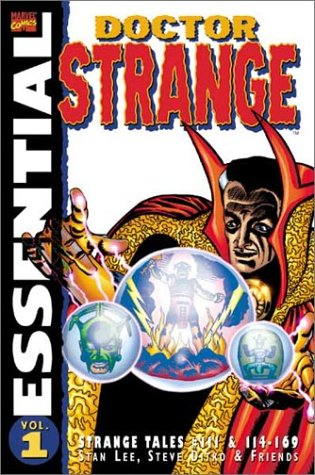 9780785108160: Essential Doctor Strange Volume 1 TPB (Essential (Marvel Comics))