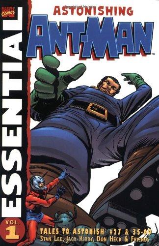 9780785108221: Essential Ant Man TPB: 1