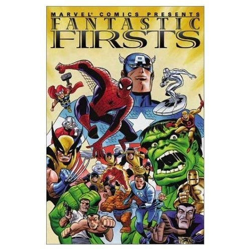 9780785108238: Fantastic Firsts TPB