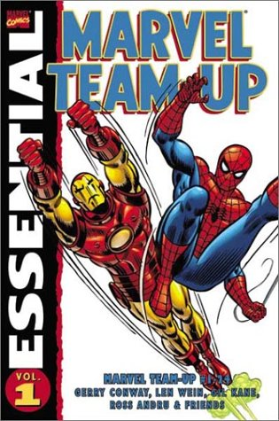 9780785108283: Essential Marvel Team-Up, Vol. 1 (Marvel Essentials)