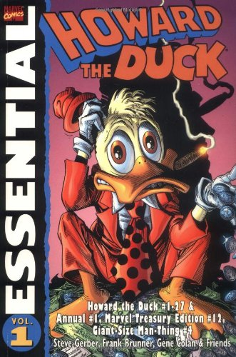 9780785108313: Essential Howard The Duck