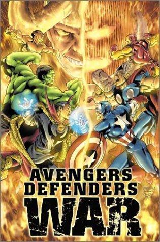 9780785108443: Avengers/Defenders War