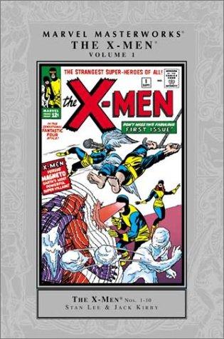 Marvel Masterworks: The X-Men Vol. 1: Stan Lee