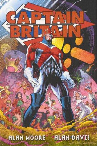 9780785108559: Captain Britain TPB