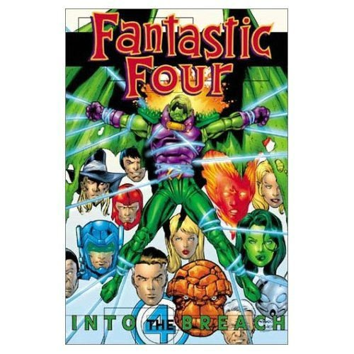 9780785108658: Fantastic Four: Into The Breach TPB