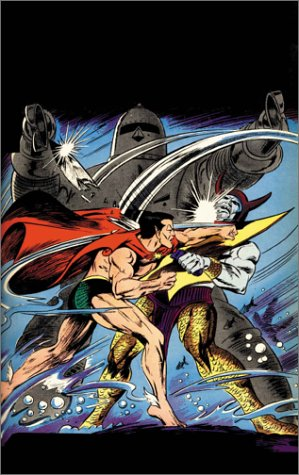Marvel Masterworks: The Sub-Mariner, Vol. 1