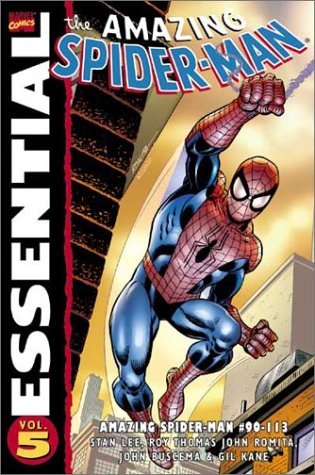 9780785108818: Essential Spider-Man Volume 5 TPB: v. 5