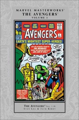 9780785108832: Marvel Masterworks: Avengers, Vol. 1