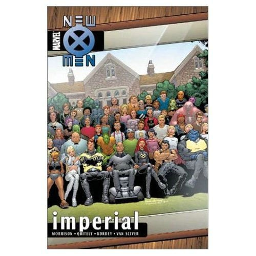 9780785108870: New X Men: Imperial