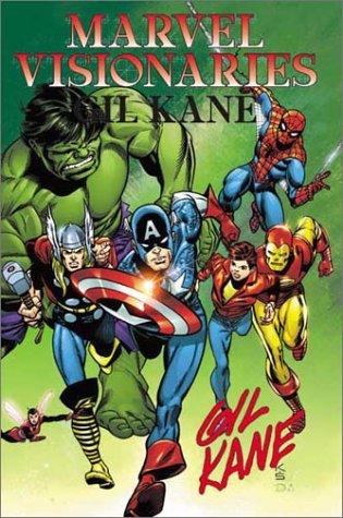 9780785108887: Marvel Visionaries Gil Kane TPB